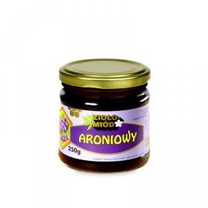 BARTNIK Ziołomiód aroniowy 250g