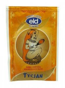 Tycjan proszek - farba do włosów 25g ELD