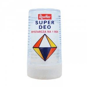 Dezodorant SUPER DEO (Ałun) - REUTTER
