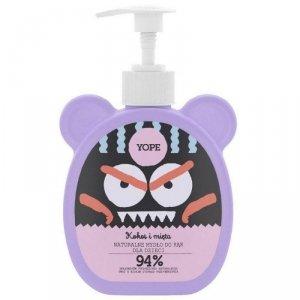 YOPE Mydło w płynie dla dzieci Kokos i Mięta 400ml