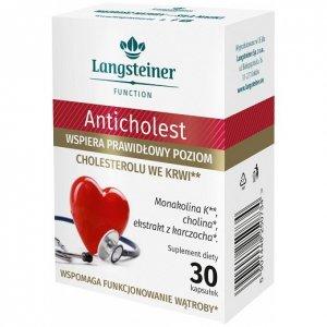 Anticholest 30 kaps. LANGSTEINER
