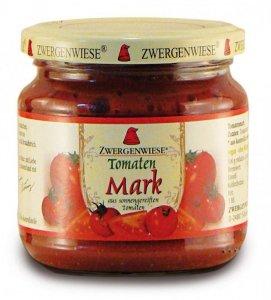 ZWERGENWIESE Koncentrat pomidorowy 22% BIO 130g bezglutenowy