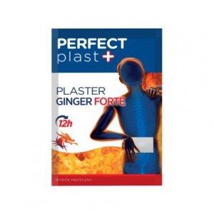 PLASTER ROZGRZEWAJĄCY GINGER FORTE 1 szt (12 x 18 cm) - PERFECT PLAST