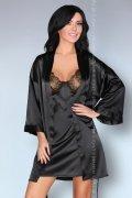 Janella LC 90395 Black Beauty Onyx Collection koszulka i majtki