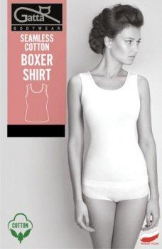 Koszulka - Seamless Cotton Boxer Shirt