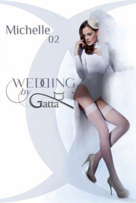 POŃCZOCHY GATTA WEDDING MICHELLE WZ 02