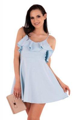 Cooreo Blue D63 sukienka