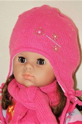 Komplet niemowlęcy Bąbelek A-344