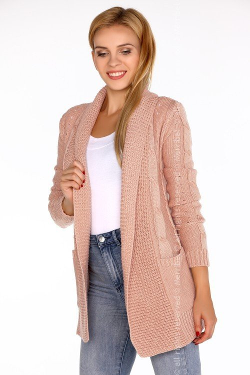 Jimie Apricot sweter