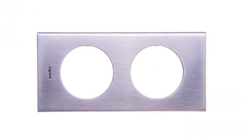 CELIANE Ramka podwójna stal niedz. metal Poziomy i pionowy Linia Materials 069102