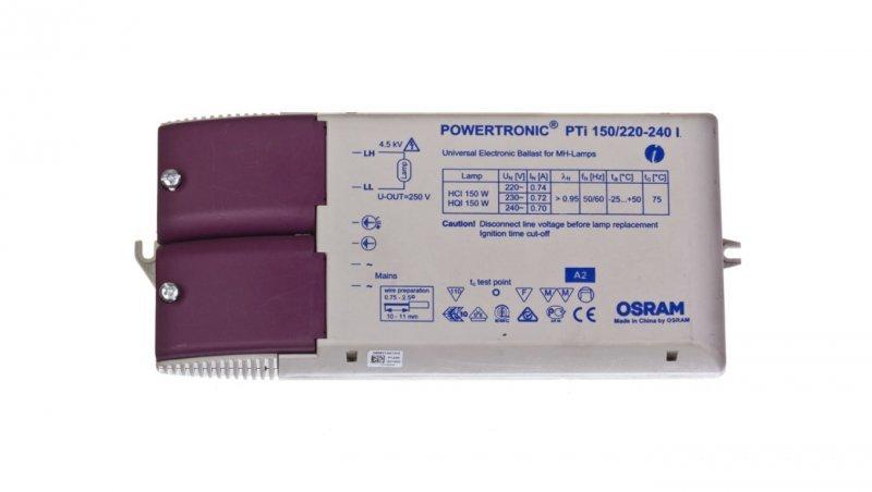 Statecznik elektroniczny 1x150W 220-240V POWERTRONIC INTELLIGENT PTi 150 4008321915535