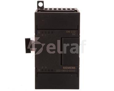 Moduł rozszerzeń 4we cyfrowe 24V DC S7 200 6ES7222-1BD22-0XA0