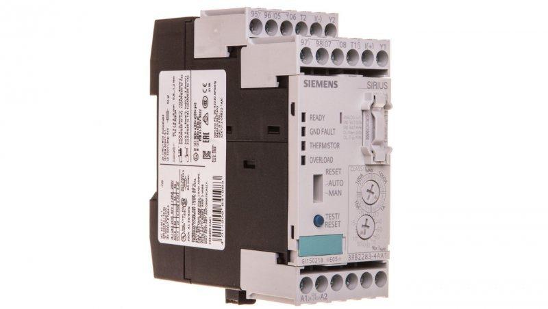 Mikroprocesorowy przekaźnik silnikowy 24-230V AC/DC S0-S12 3RB2283-4AA1