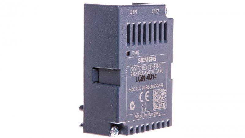 Moduł komunikacyjny do PAC3200 / 4200 (nie dla PAC3220) PROFINET 7KM9300-0AE01-0AA0