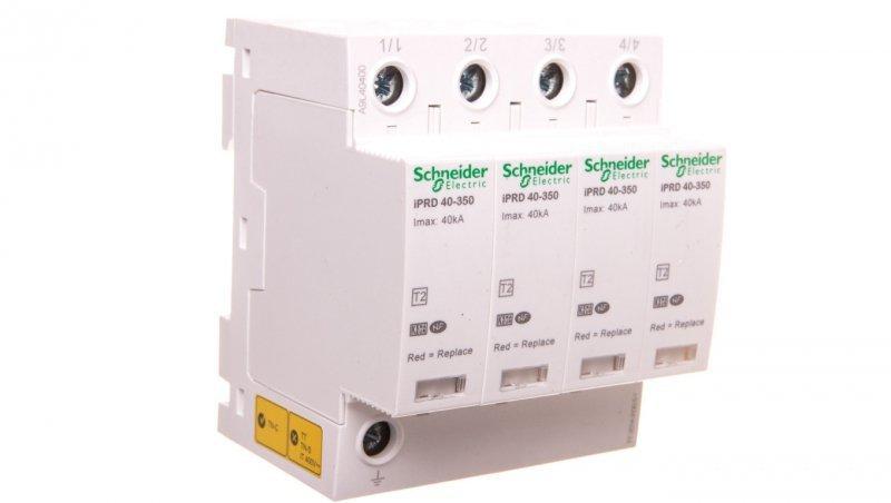 Ogranicznik przepięć iPRD-40-40kA-350V-4P A9L40400