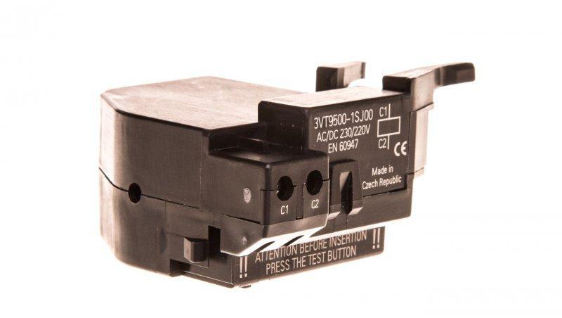 Wyzwalacz wzrostowy 230V AC/ 220V DC montaż boczny 3VT9500-1Sj00