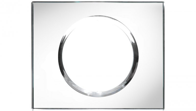 CELIANE Ramka pojedyncza uniwersalna szklana lustrzana  069121