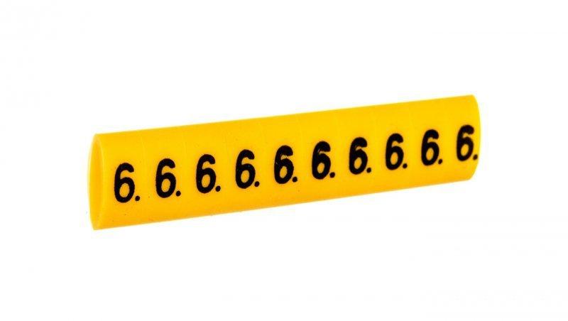 Oznacznik OV-6/6 E04ZP-01030100600 /100szt./