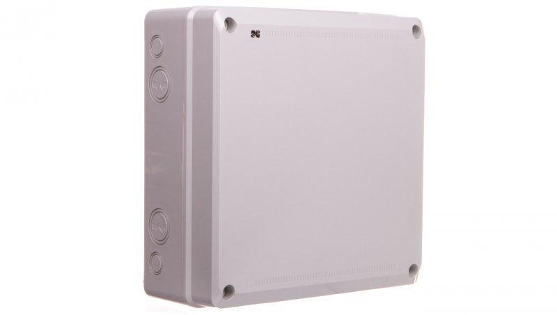 INDUSTRIAL Puszka hermetyczna n/t 330x330x130 IP65 ABS 2750-00