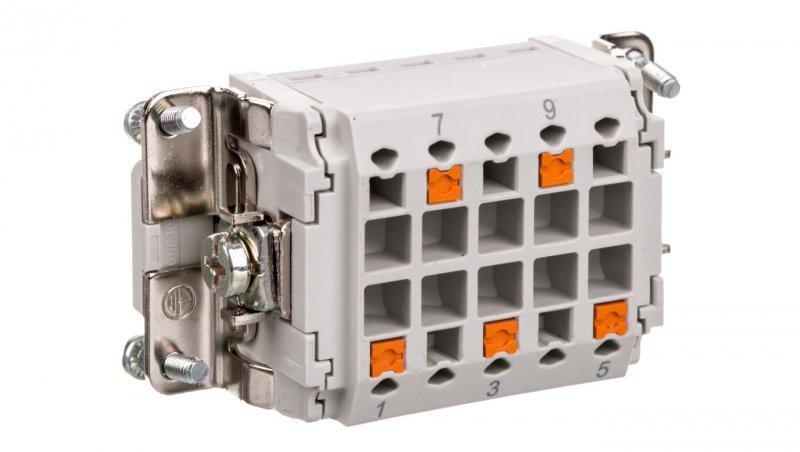 Wkładka stykowa 3+2+PE HC-HV03-I-PT-F 1407743