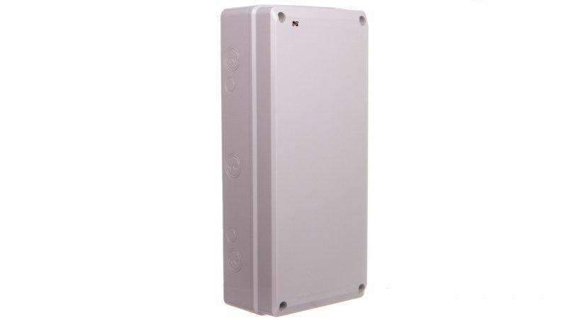 INDUSTRIAL Puszka hermetyczna n/t ABS 506x230x130 IP65 ABS INDUSTRIAL 2752-00