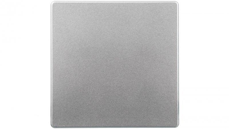 Q.1/Q.3 Klawisz do łącznika 1-klawiszowego, alu aksamit lakierowany 16206084