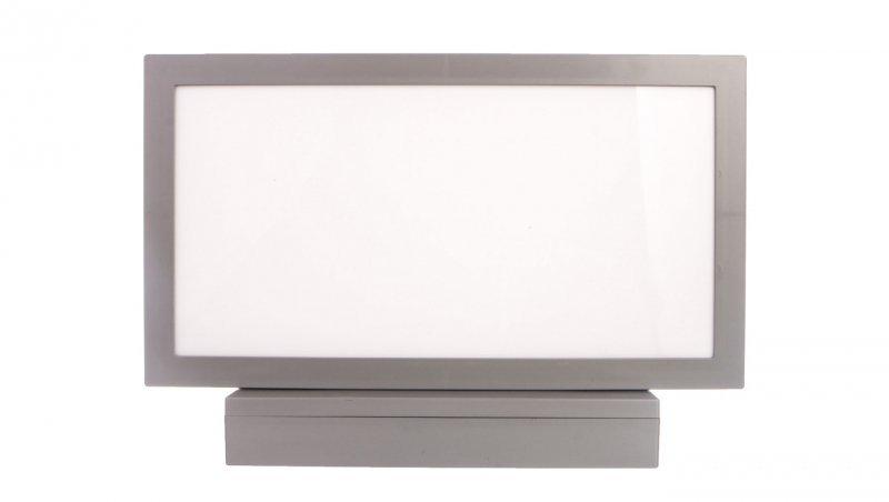 Oprawa awaryjna INFINITY II AC LED 1W 1h dwuzadaniowa AT szara IF2ACS/1W/B/1/SA/AT/GR