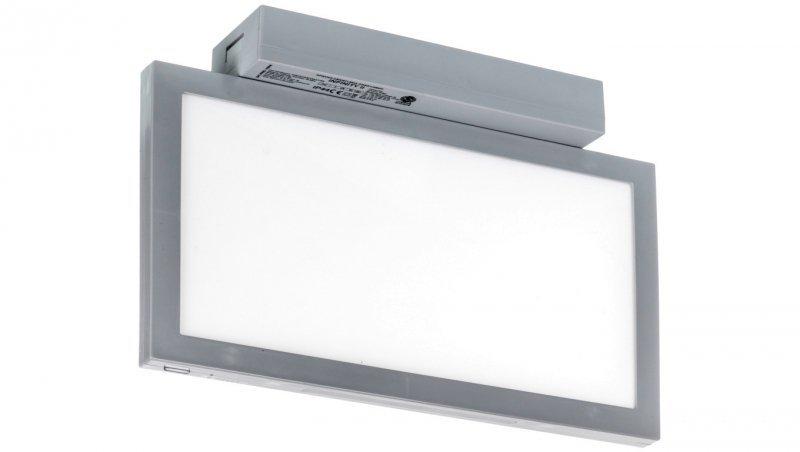 Oprawa awaryjna INFINITY II AC LED 1W 3h dwuzadaniowa AT szara IF2ACS/1W/B/3/SA/AT/GR
