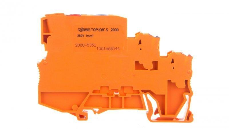Złączka zasilająca 3-przewodowa do czujników 2000-5352 /15szt./
