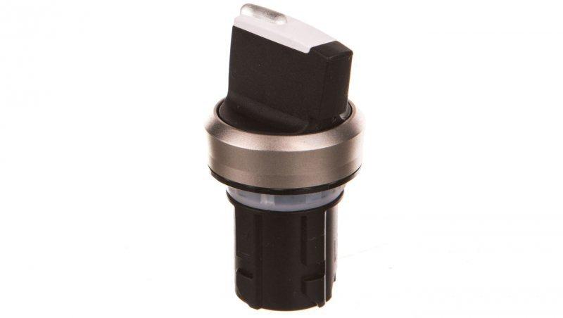 Przełącznik 22mm okrągły tworzywo 0-1 3SU1032-2BF60-0AA0