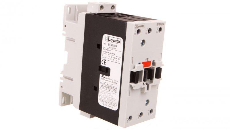 Stycznik mocy 40A AC3 3P 230V AC 0Z 0R BF4000A230