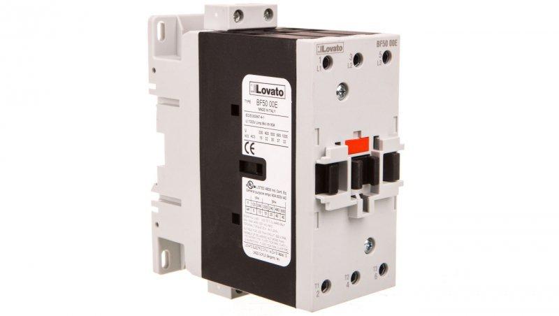 Stycznik mocy 50A AC3 3P 100-250V AC/DC 0Z 0R BF5000E230
