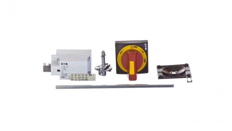 Napęd drzwiowy boczny lewa strona czerwony NZM1-XSR-L 266653