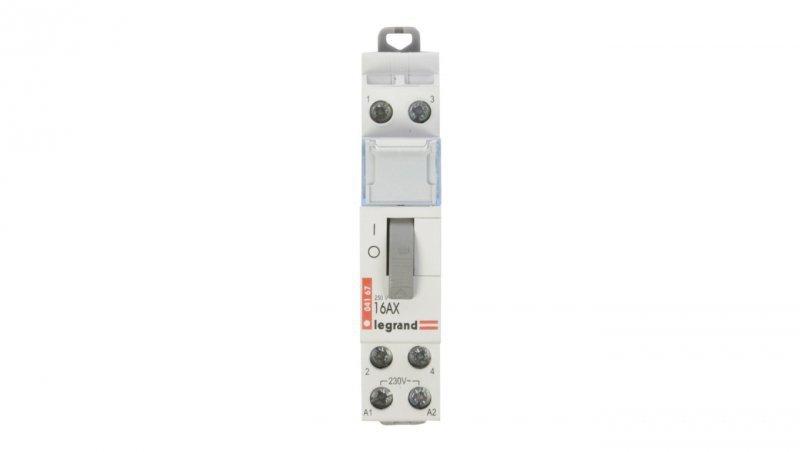 Przekaźnik impulsowy 16A 230V AC 2Z PB 402 004167/412412
