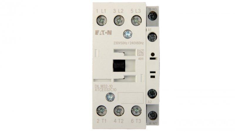 Stycznik mocy 32A 3P 230V AC 1Z 0R DILM32-10 (230V50HZ,240V60HZ) 277260