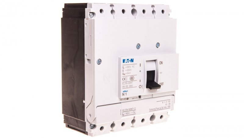 Rozłącznik mocy 4P 160A N1-4-160 281254