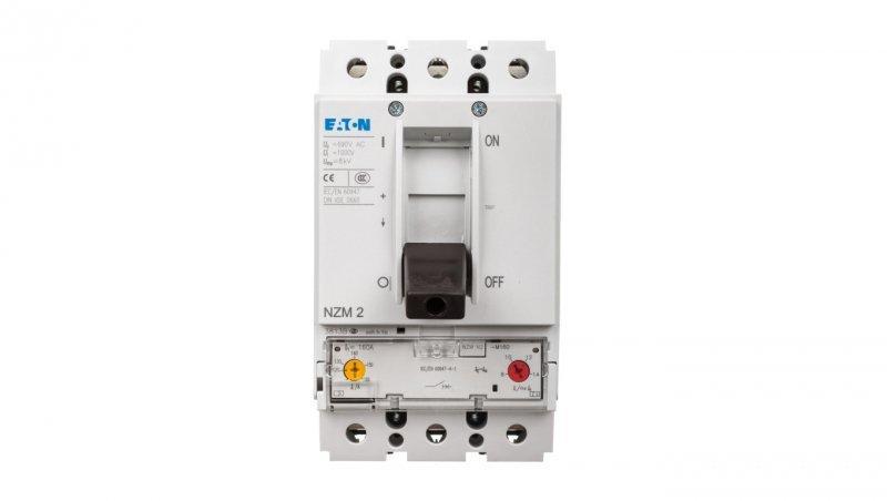 Wyłącznik silnikowy 3P 75kW 125-160A NZMN2-M160 265724