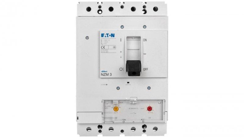 Wyłącznik mocy 400A 4P 50kA NZMN3-4-A400 109696