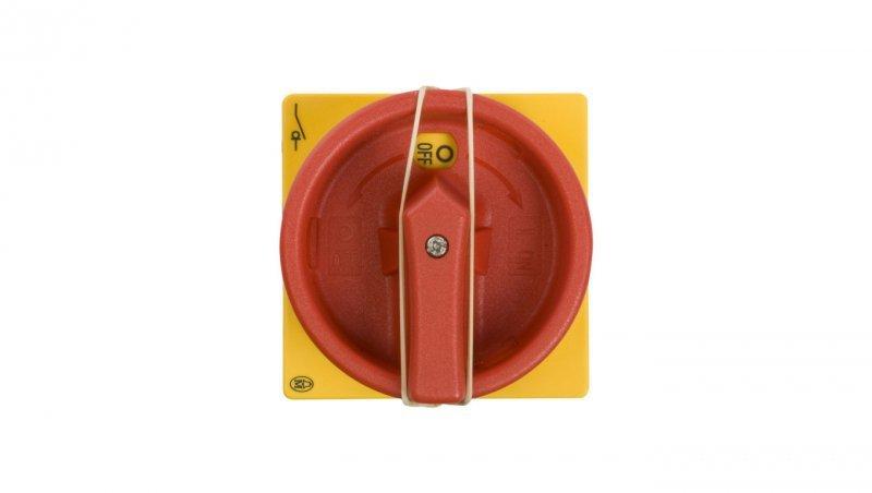 Łącznik krzywkowy 0-1 3P 32A do instalowania rozłącznego P1-32/V/SVB 095676