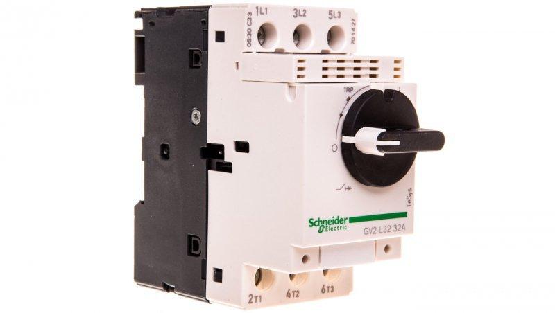 Wyłącznik silnikowy 3P 15kW 32A GV2L32