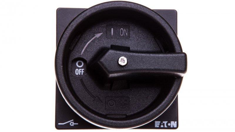 Łącznik krzywkowy 0-1 2P 20A do wbudowania T0-1-102/EA/SVB-SW 093451