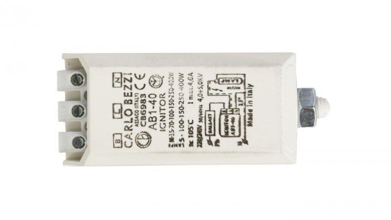 Zapłonnik 35-400W AB1-40 do lamp sodowych i metalohalogenkowych CB6983