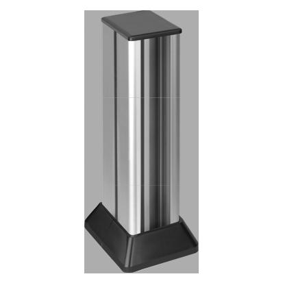 Minikolumna dwustronna ALC 336mm 8×K45 4×CIMA 4×S500 aluminium
