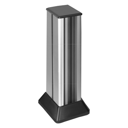 Minikolumna dwustronna ALC 601mm 16×K45 8×CIMA 8×S500 aluminium