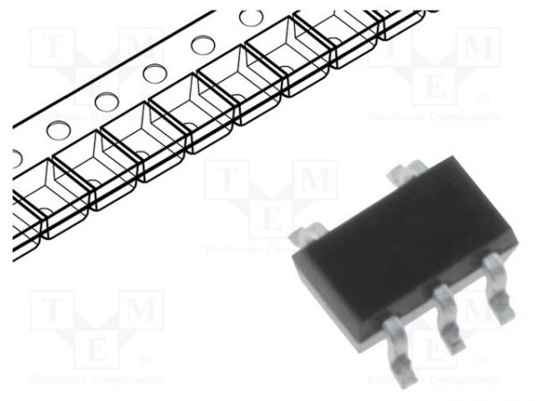 Dioda: przełączająca; SMD; 250V; 0,2A; 50ns; SC88A; Ufmax: 1,25V