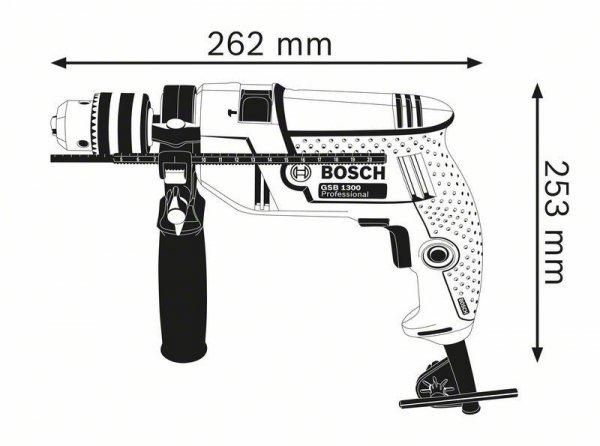 WIERTARKA UDAROWA GSB 550 - ZUW 550W