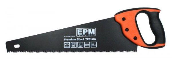 PIŁA RĘCZNA TEFLONOWA 7 ZĘBÓW/CAL PREMIUM BLACK TEFLON 400MM