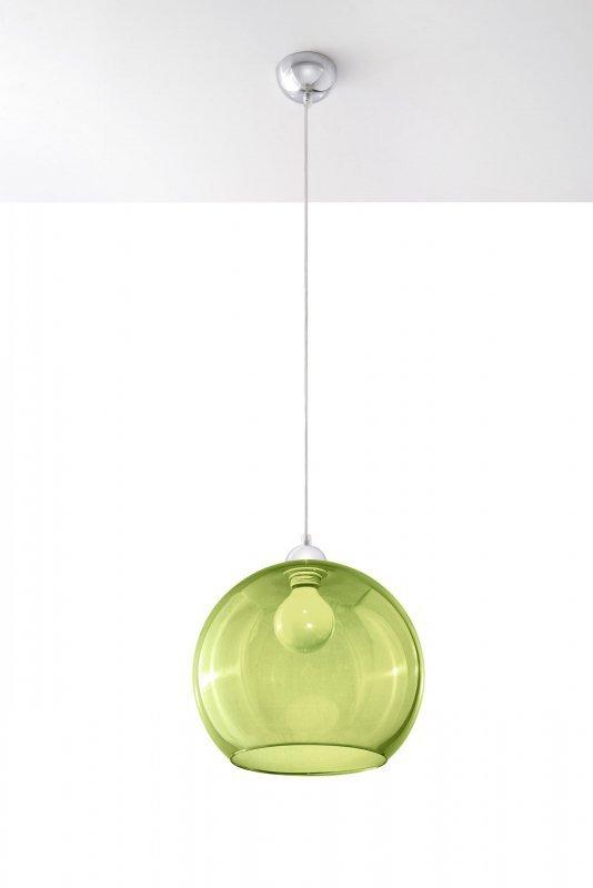 Lampa Wisząca BALL Zielona
