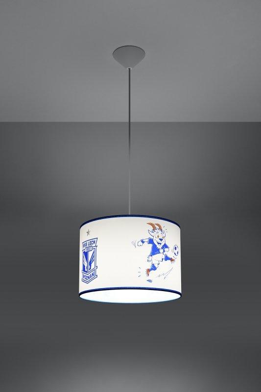 Lampa wisząca KKS LECH POZNAŃ 30