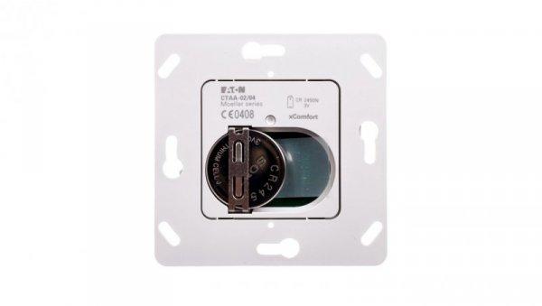 xComfort Nadajnik bezprzewodowy 55x55mm do klawisza podwójnego CTAA-02/04 126030
